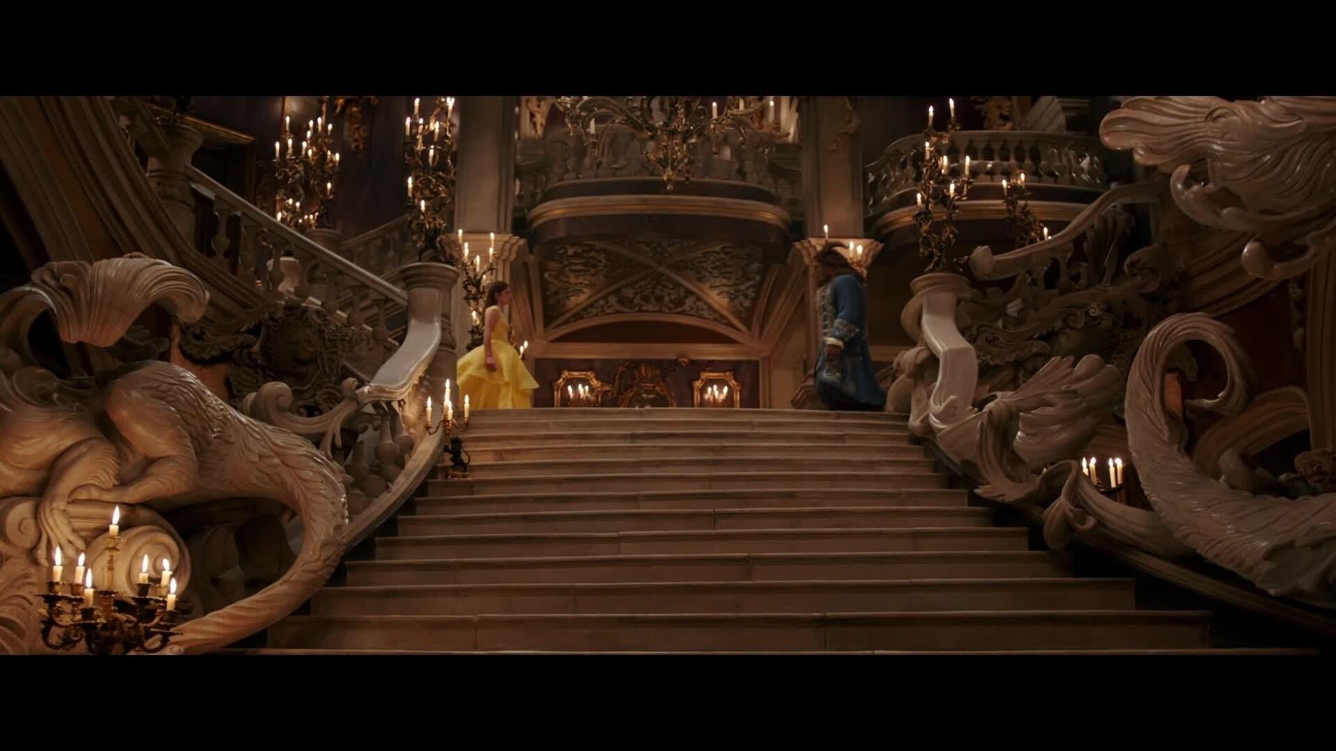 """ตัวอย่าง """"Beauty and the Beast – โฉมงามกับเจ้าชายอสูร"""""""