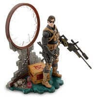 Image of Winter Soldier Action Figure - Marvel Select - 7 1/2'' # 4