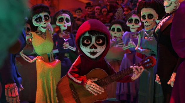 "Anthony Gonzalez ""The World Es Mi Familia"" (From ""Coco"")"