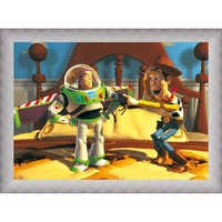 Image of Toy Story ''You're Not a Space Hero'' Giclé # 9
