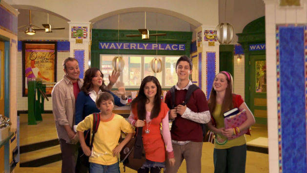 Intro - Os Feiticeiros de Waverly Place