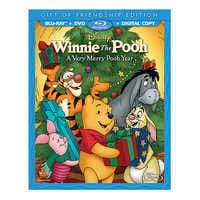 Image of Winnie The Pooh: A Very Merry Pooh Year Gift of Friendship Edition # 1