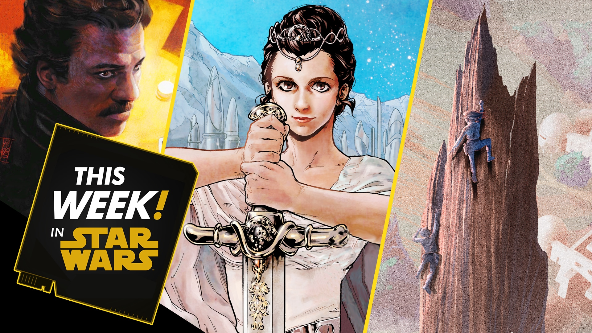 Star Wars Reads Month, A Crash of Fate, and More!