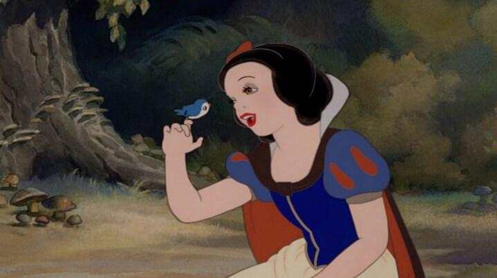 No Meu Mundo Feliz - Branca De Neve E Os Sete Anões - Sou Uma Princesa
