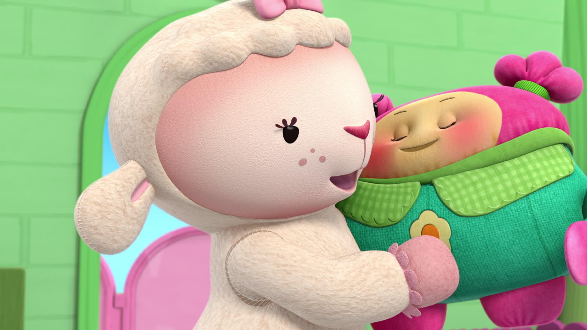 Baby: Snuggle Sylvie
