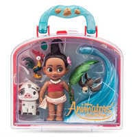 Image of Disney Animators' Collection Moana Mini Doll Play Set # 2