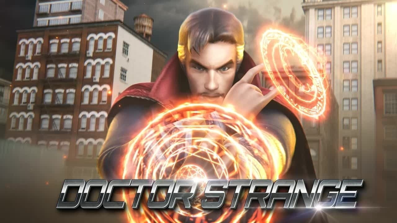 Doctor Strange joins Marvel Future Fight - Trailer #1