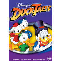 Image of DuckTales, Vol. 1 DVD # 1