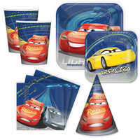 Image of Cars 3 Disney Party Collection # 1