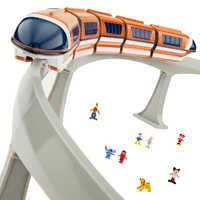 Image of Disneyland Resort Monorail Play Set # 1