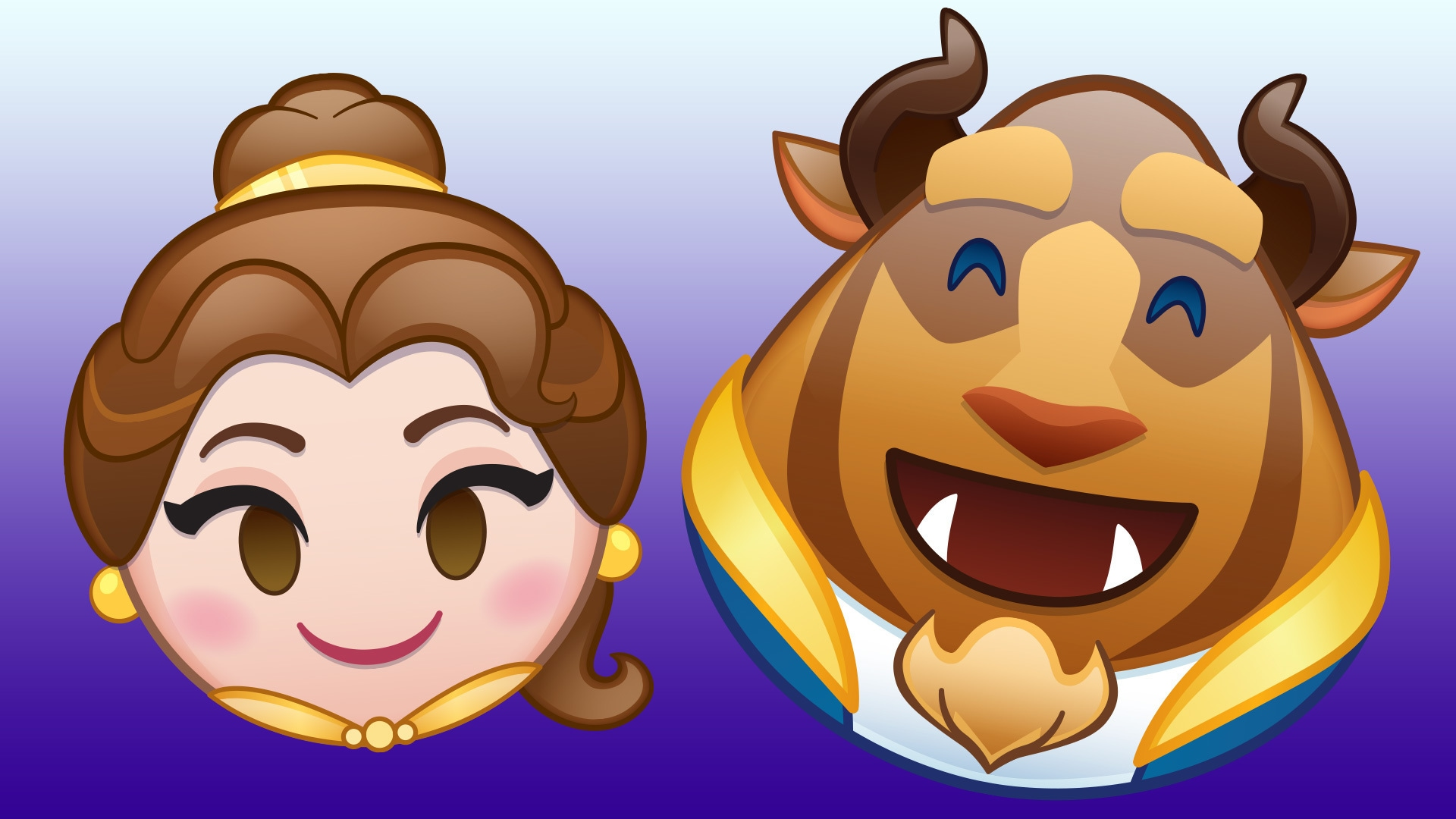 Beauty and the Beast As Told by Emoji