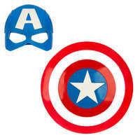 샵디즈니 Disney Captain America Mask & Shield Set