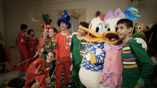 Disney Planet: Pijama Party en Walt Disney World – Parte 1