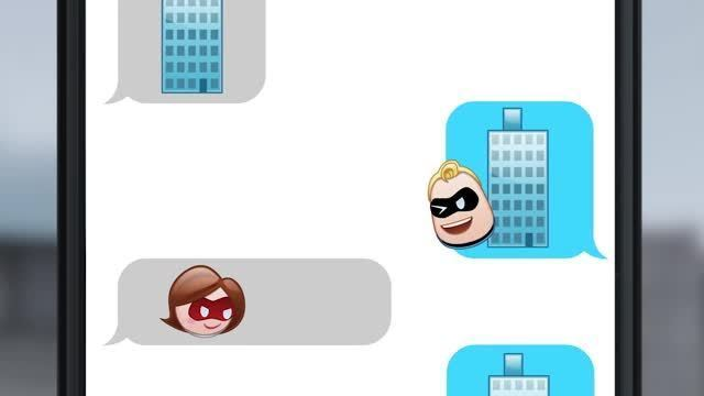 The Incredibles   As Told By Emoji