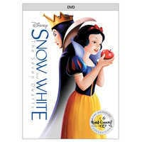 Image of Snow White and the Seven Dwarfs DVD # 1