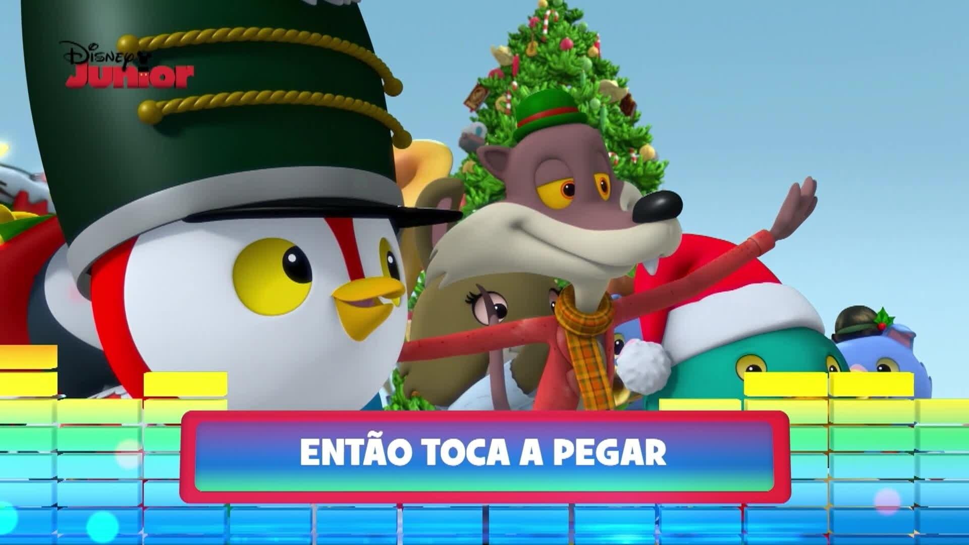 A Marcha de Natal