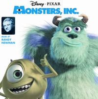 Monsters, Inc.: Soundtrack