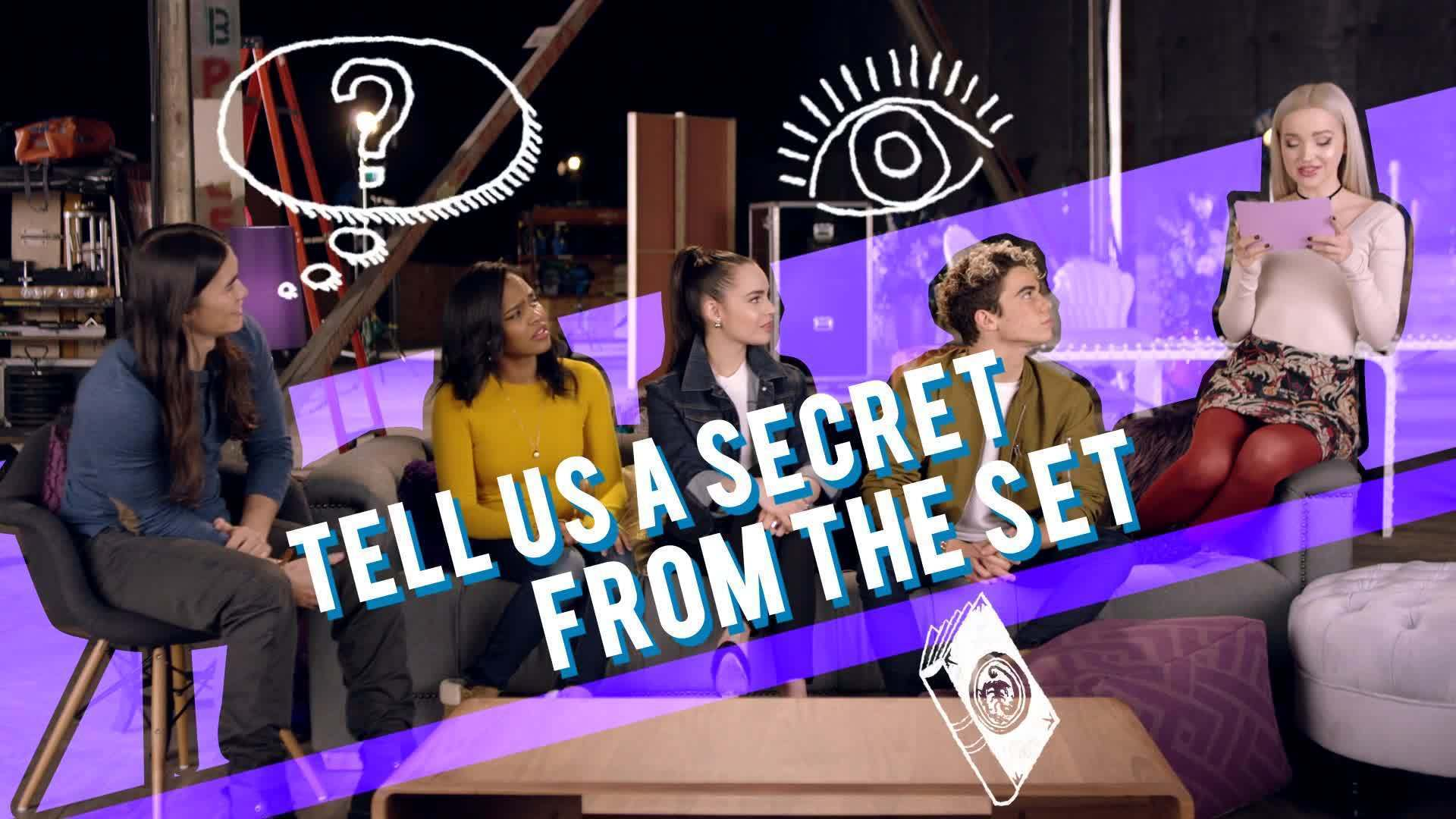 Cast Secrets | Descendants 2 | Now On DVD