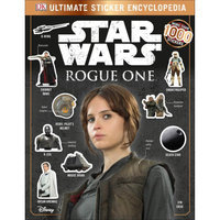 Image of Rogue One: A Star Wars Story Ultimate Sticker Encyclopedia # 1