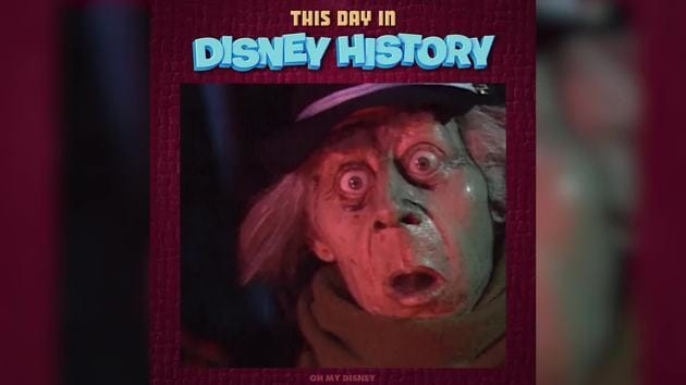 Day in Disney History: Haunted Mansion | Oh My Disney