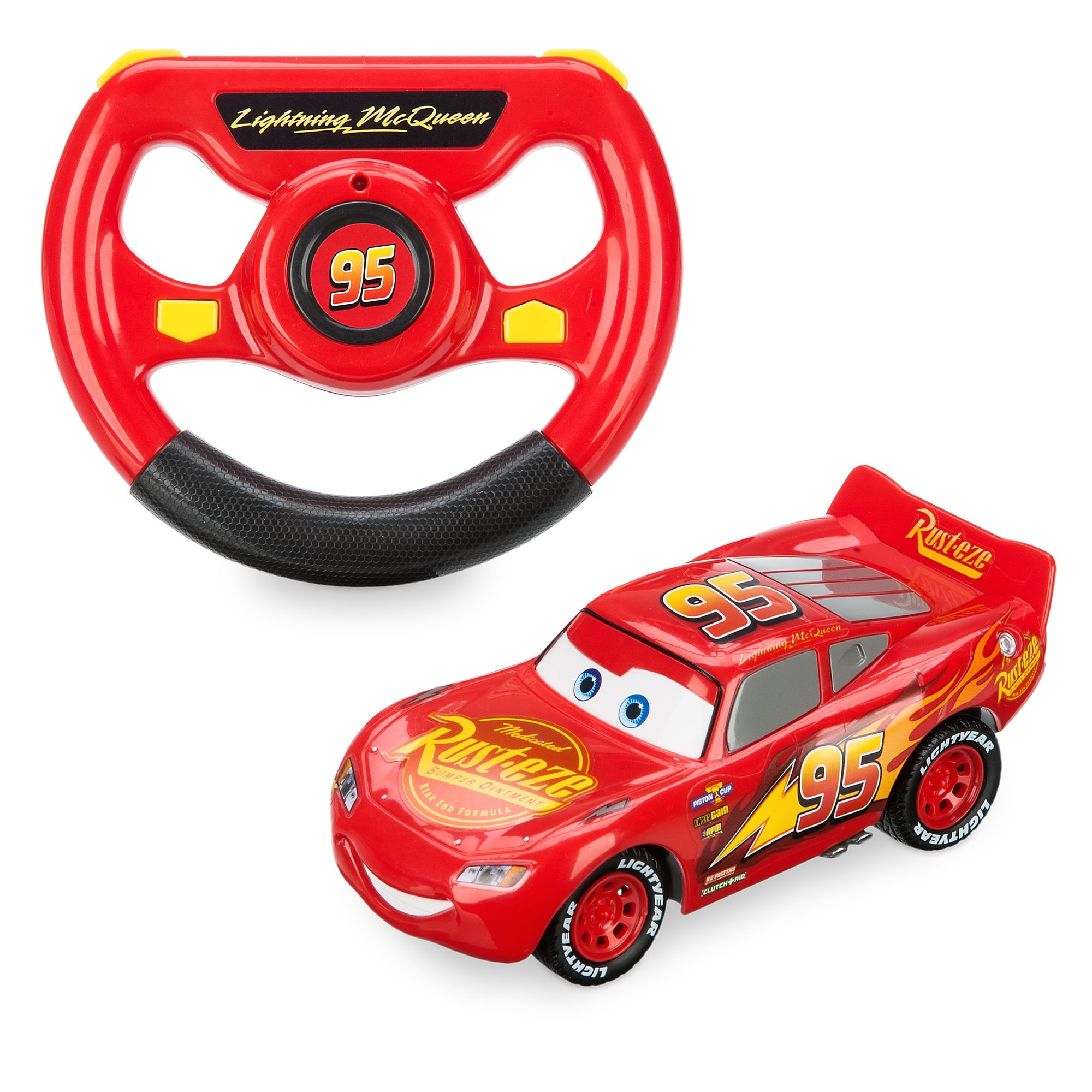 Lightning McQueen Remote Control Vehicle - Cars 3