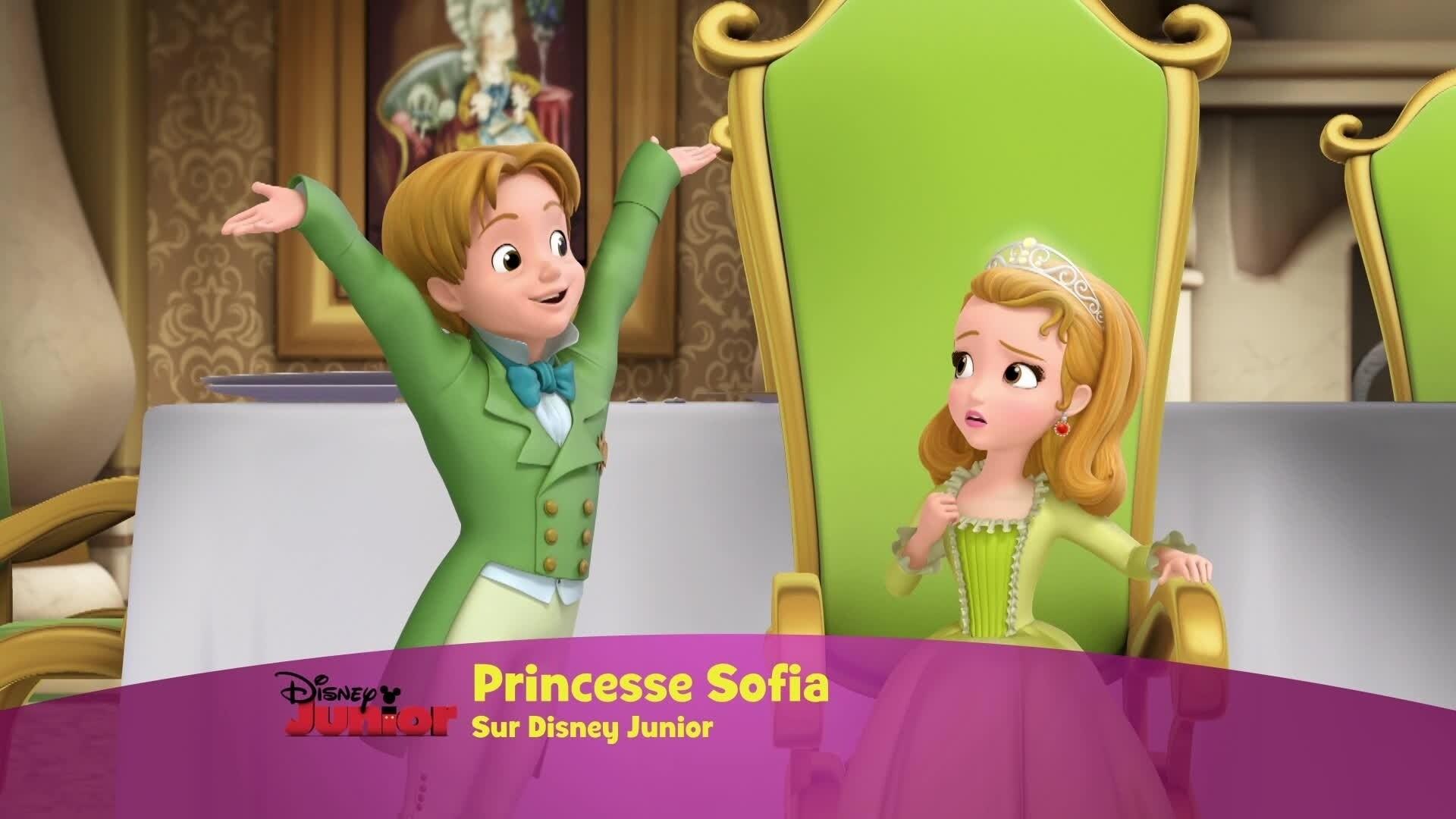 Princesse Sofia - Chanson : Liés pour la vie