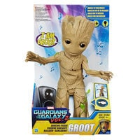 Groot Dancing Figure by Hasbro - Guardians of the Galaxy Vol. 2 - 11 1/2''