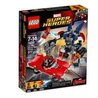 Image of Iron Man: Detroit Steel Strikes Playset by LEGO - Avengers # 2