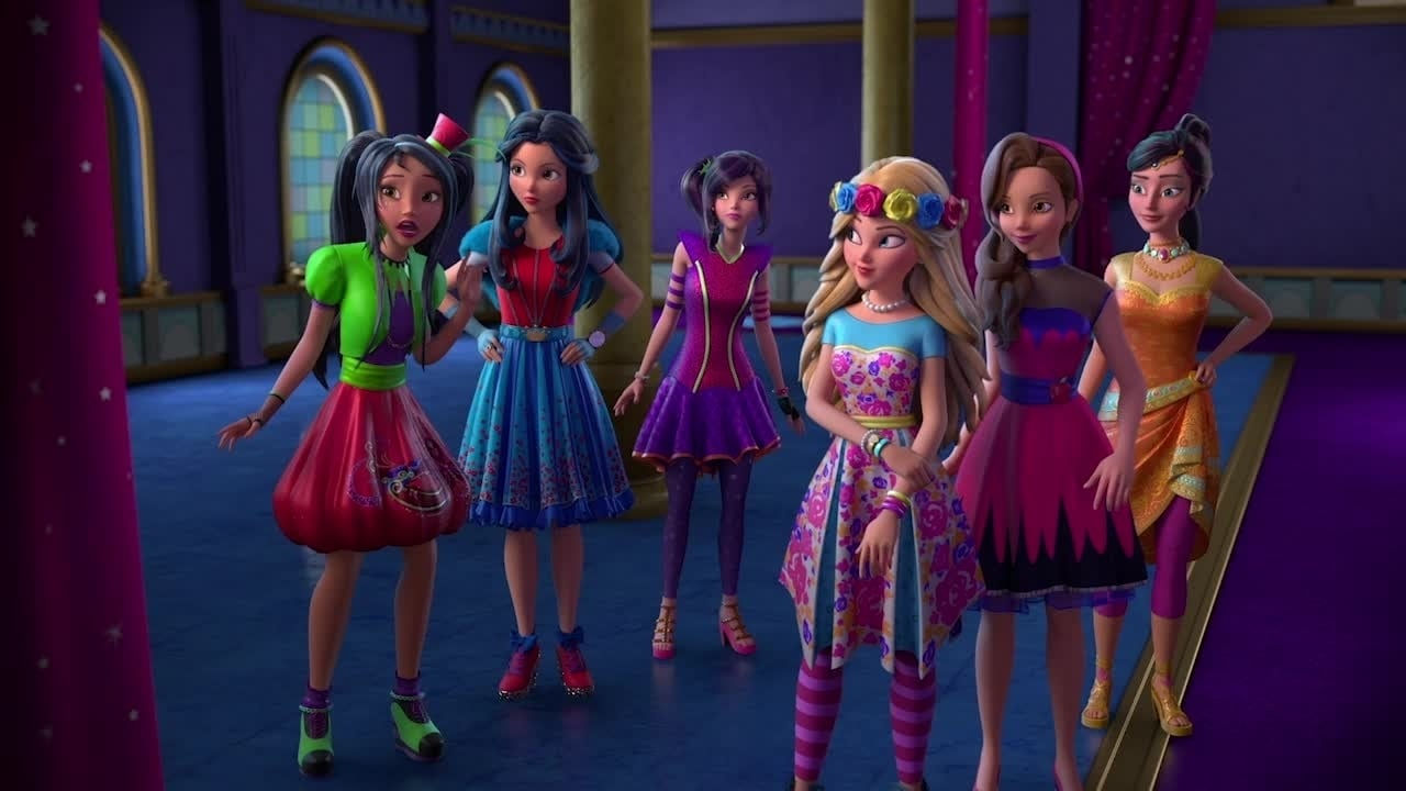 Descendants Wicked World: Rather Be