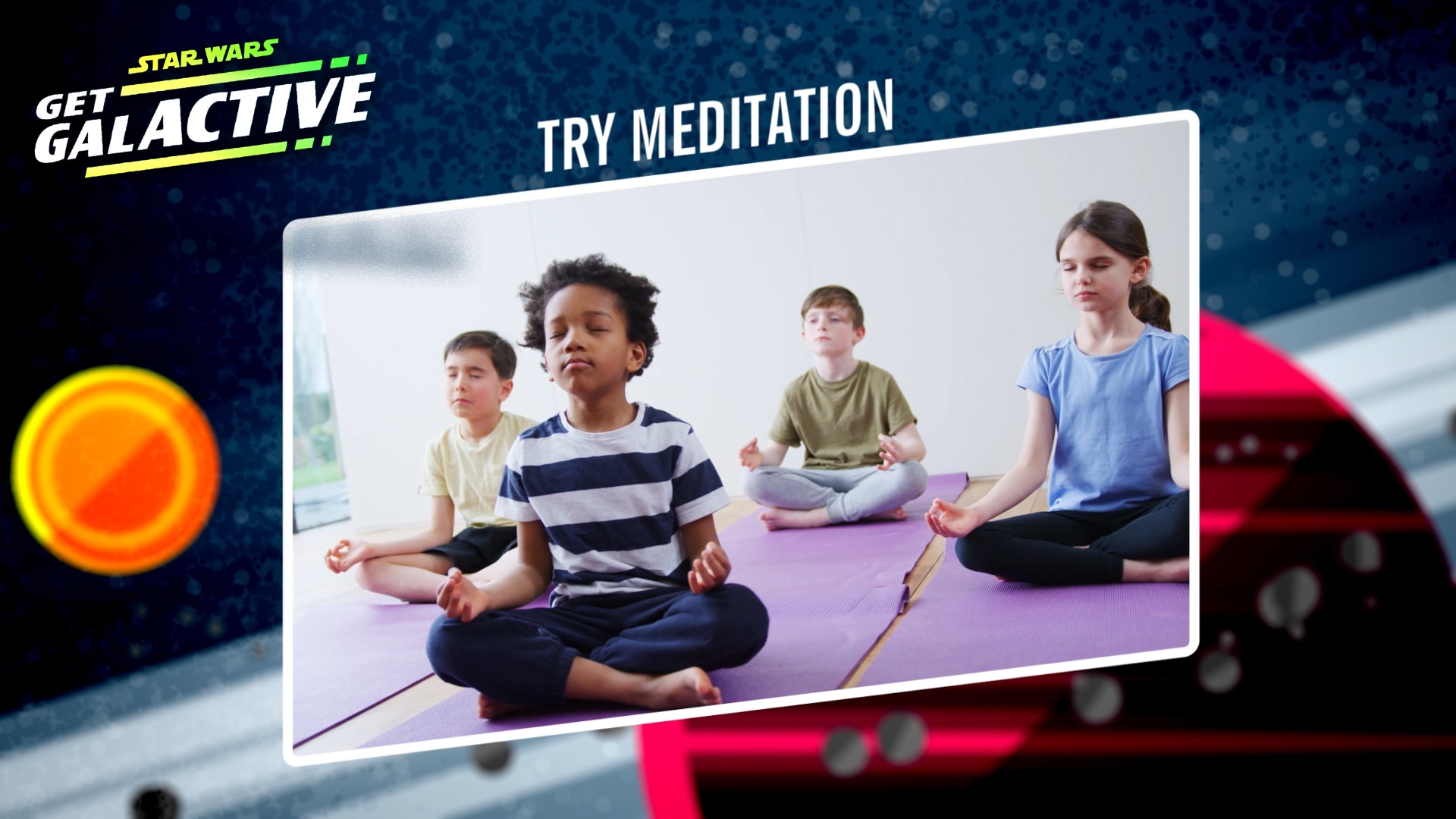 Meditation | Star Wars: Get Galactive