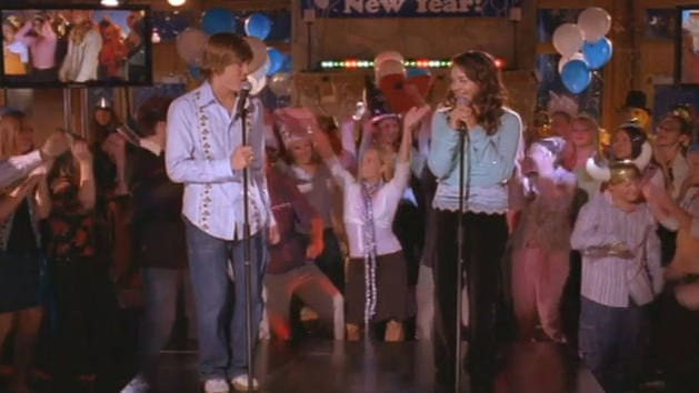 Start of Something New - Troy and Gabriella
