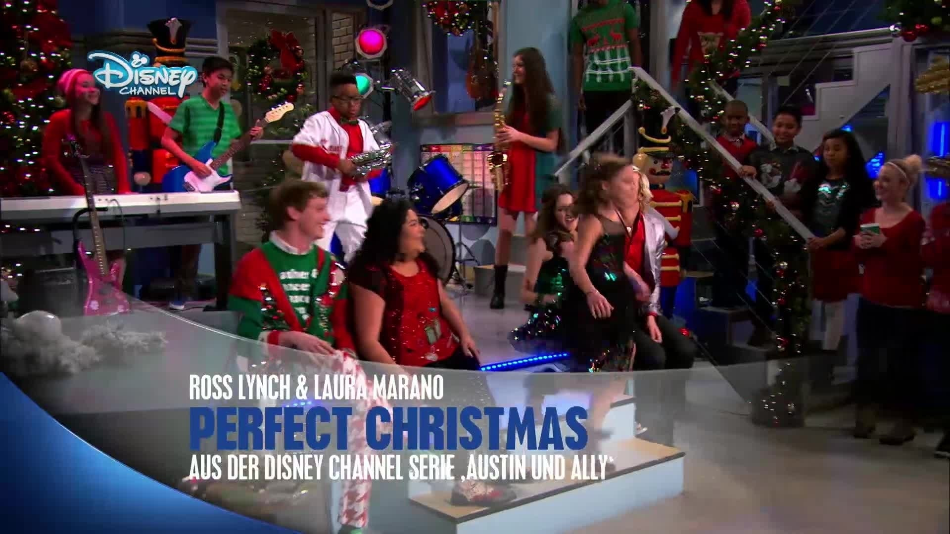 Austin & Ally - Song 'Perfect Christmas'