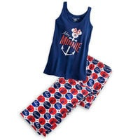 Image of Minnie Mouse Sleep Set for Women - Disney Cruise Line # 1