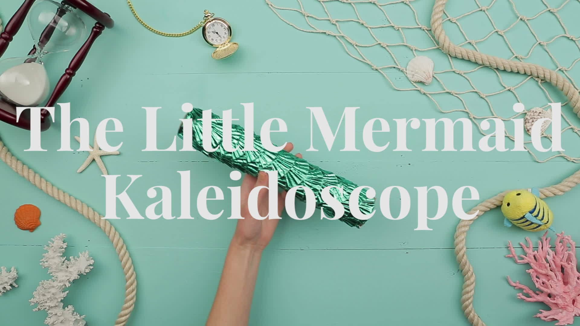 Disney Family: The Little Mermaid Kaleidoscope