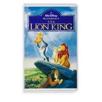Image of The Lion King ''VHS Case'' Journal # 1