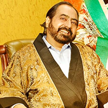 Maharaj Suraj Mann Singh