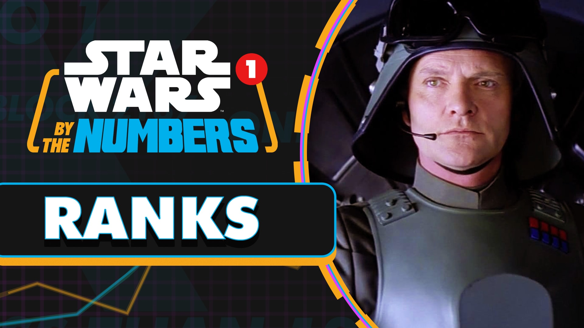 Every Time Rank is Mentioned in the Star Wars Movies | Star Wars By the Numbers