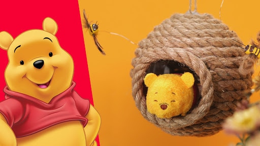 Winnie the Pooh Beehive Birdhouse | Disney DIY by Disney Family