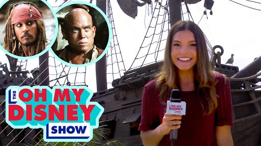Alexys Learns How to Be a Pirate | Oh My Disney