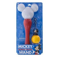 Image of Mickey Mouse Glowing Bubble Wand # 3