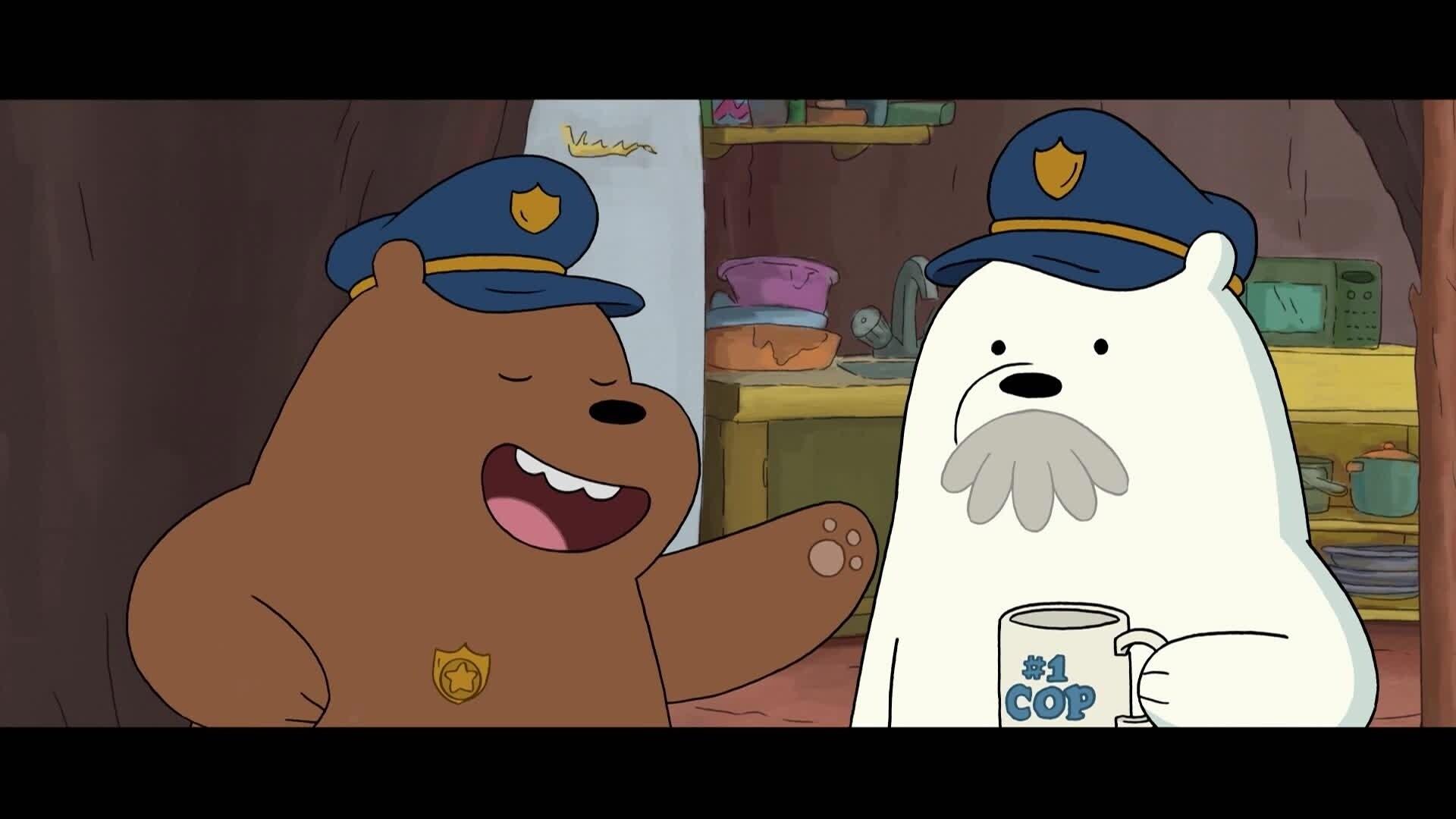 We Bare Bears - Bären wie wir - Wir und die Anfänge des Brechstangen-Jones / Wir und die Boygroup