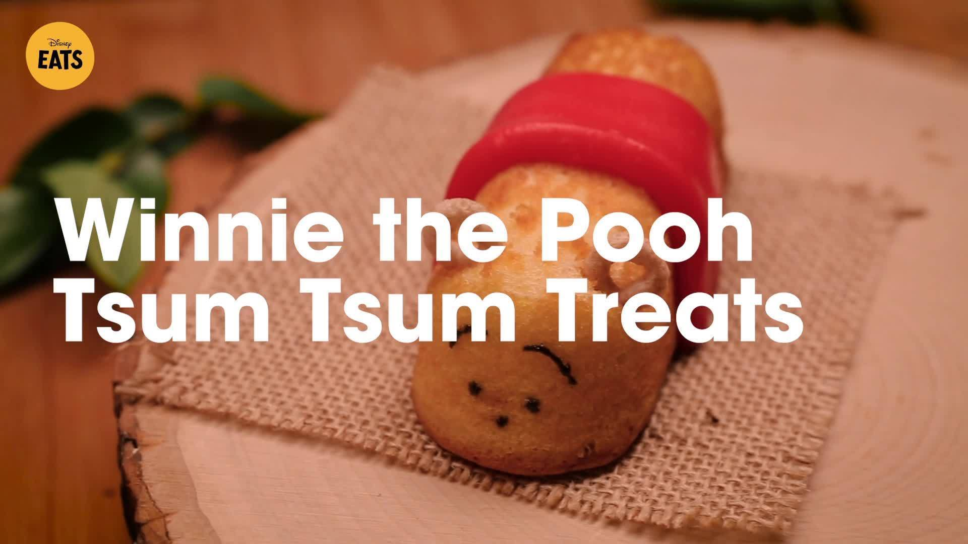 Winnie the Pooh Tsum Treats | Disney Eats