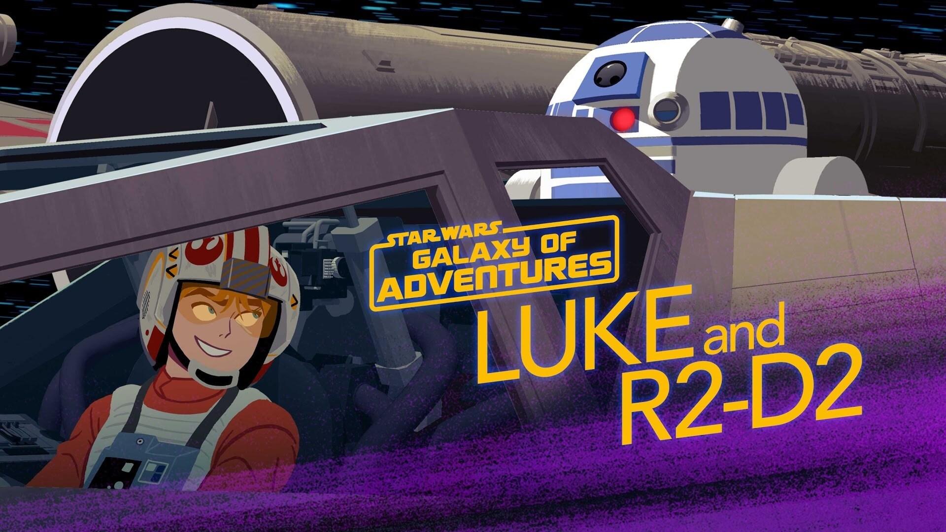 R2-D2 - A Pilot's Best Friend   Star Wars Galaxy of Adventures