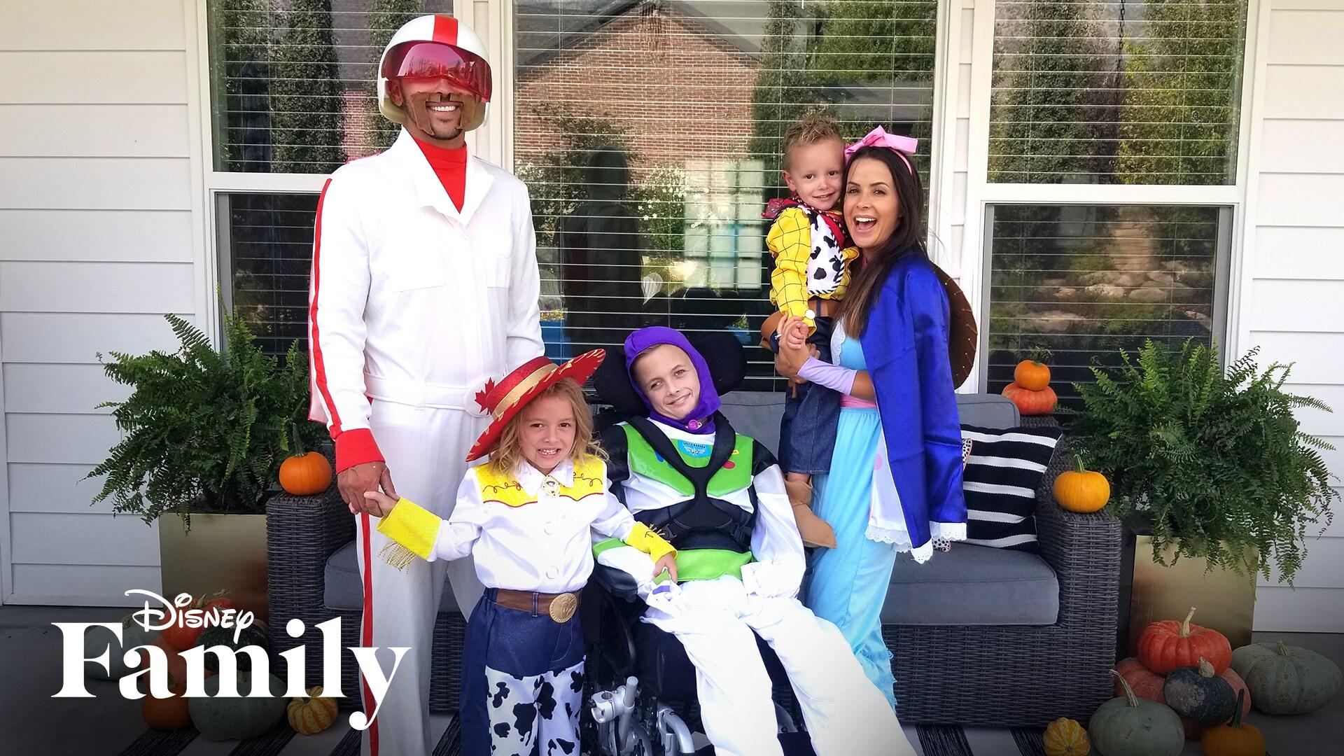 Toy Story 4 Family Costumes | Disney Family