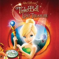 Tinker Bell and the Lost Treasure: Soundtrack