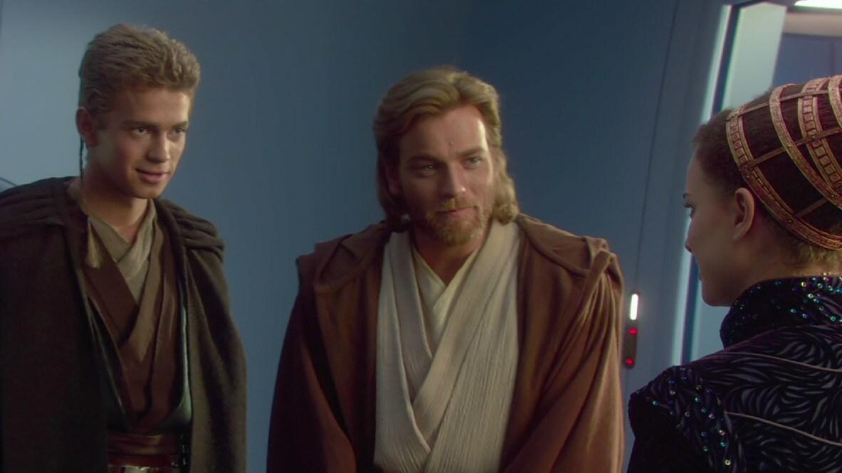 Inaltarea, caderea si izbavirea lui Anakin Skywalker