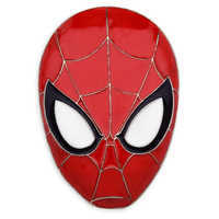 Image of Spider-Man Dimensional Mask Pin # 1