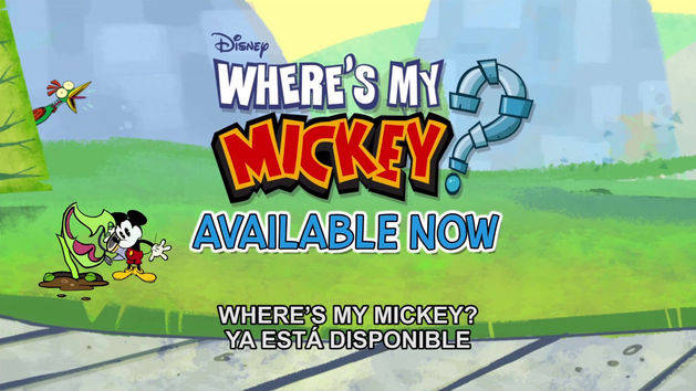 Where's My Mickey? - El detrás de escena