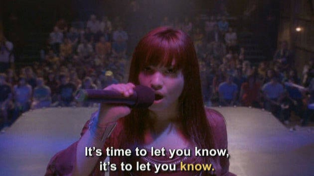 Sing Along: ¨This is Me¨ - Camp Rock