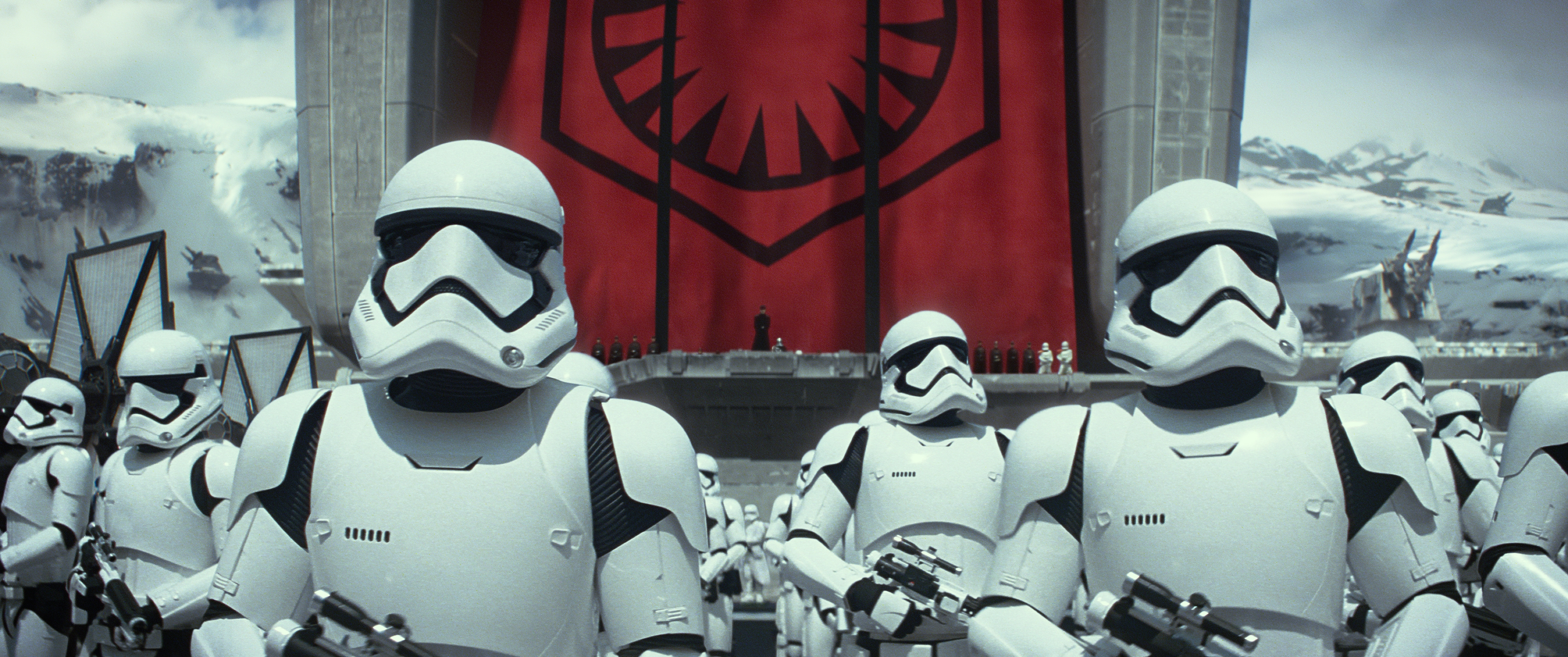 Stormtroopers of the First Order